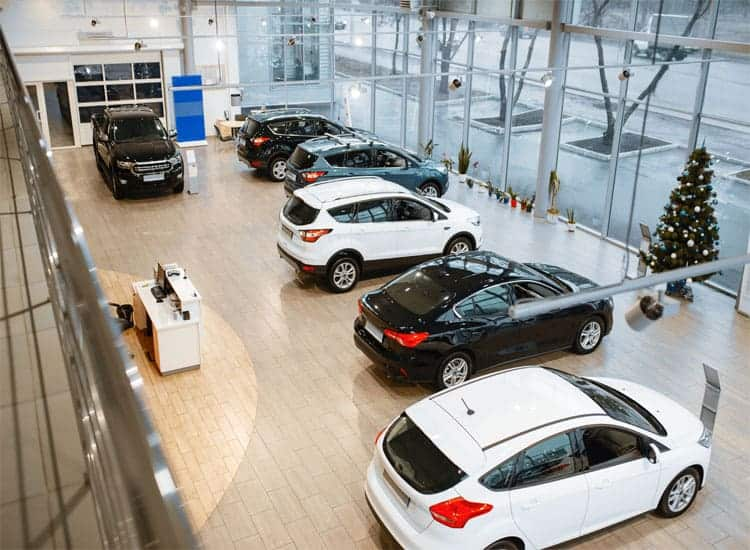 professional Auto Dealerships Cleaning